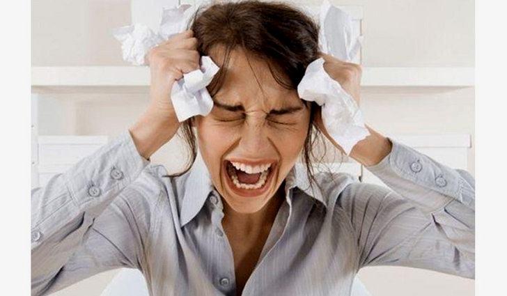 Симптомы нервного срыва