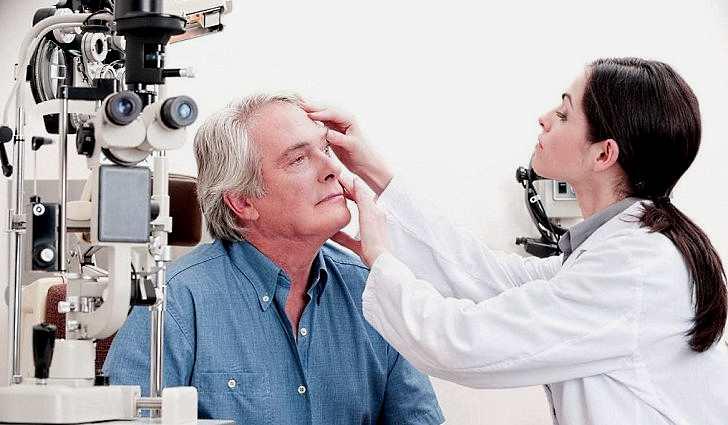 Синдром красного глаза, дифференциальная диагностика