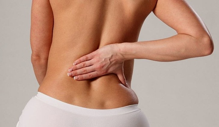Что делать если болит спина в области поясницы