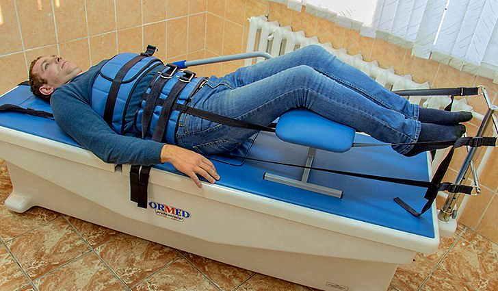 Дополнительные методы лечения межпозвоночной грыжи