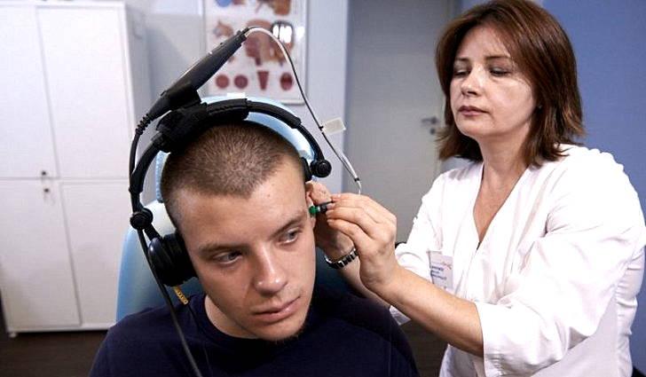 Физиотерапевтические процедуры при отите