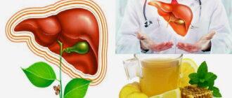 Народные средства лечения гепатита