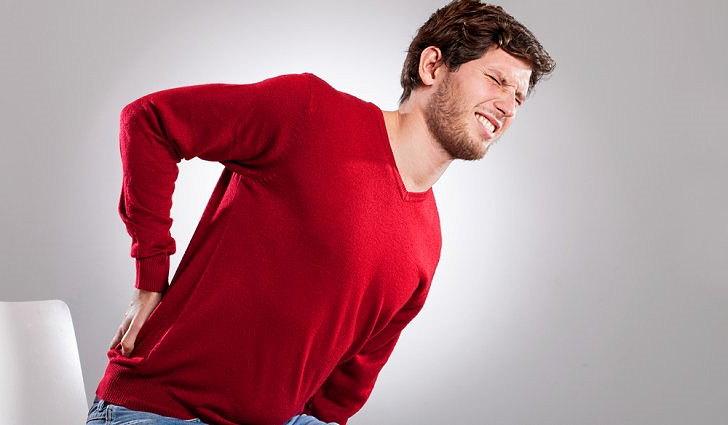 Симптомы грыжи позвоночника