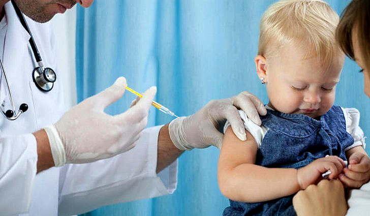 Профилактическая вакцинация от менингита