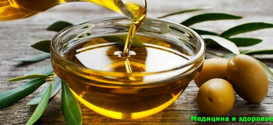 Оливковое масло для смывания туши с ресниц