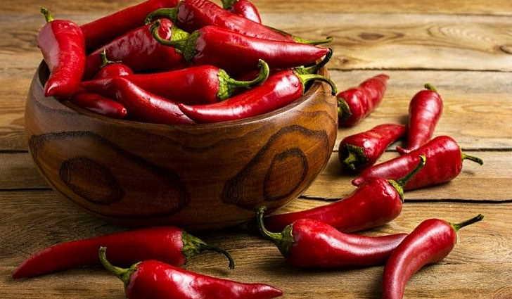 Перец чили - противовоспалительное народное средство