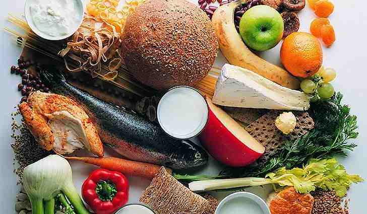 Пищевые продукты, содержащие глютен