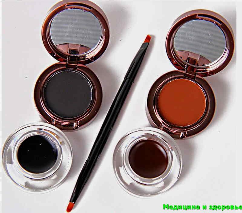 Продукты для макияжа глаз