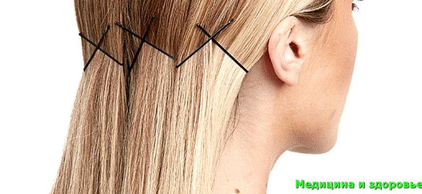 Секреты красоты. Заколки для волос.